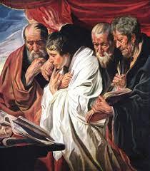 les 4 evangelistes